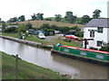 SJ5559 : Canal facilities, Beeston-brook by Alan Murray-Rust