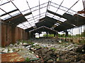 SE1019 : Blackley Brickworks (Disused), Interior by Alexander P Kapp