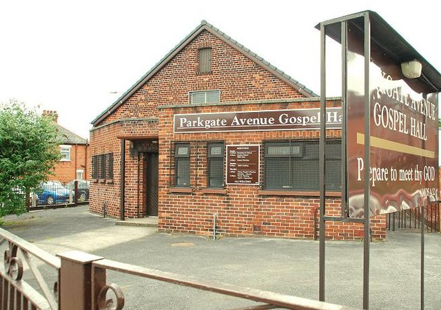 Parkgate Avenue Gospel Hall, Belfast