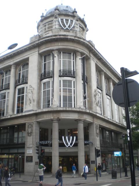 Whiteleys, 151 Queensway W2