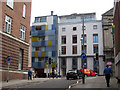 TQ8109 : Modern Facade on Cambridge Road by Oast House Archive