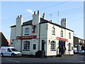 TQ8375 : The Nags Head, Lower Stoke by Chris Whippet