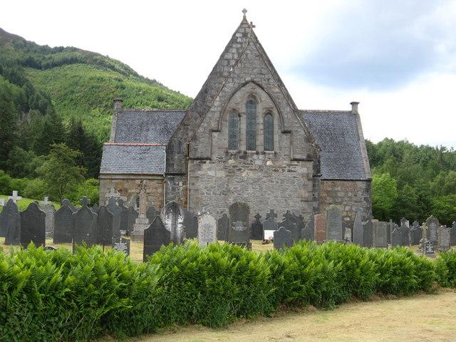 St. John's Scottish Episcopal Church at Ballachulish