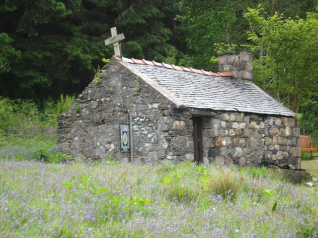 the old church was a scottish