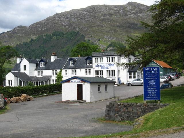Hotels Near Loch Neb Lake