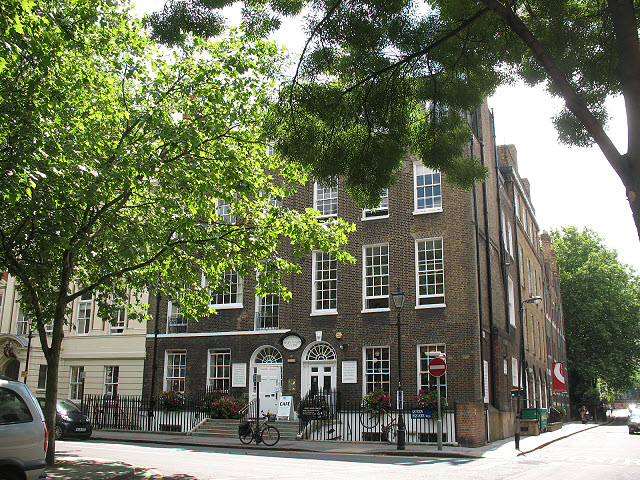 The Mary Ward Centre, Queen Square, Holborn
