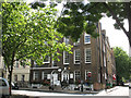 TQ3081 : The Mary Ward Centre, Queen Square, Holborn by Stephen Craven