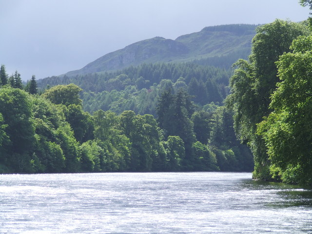The River Tay, Dunkeld
