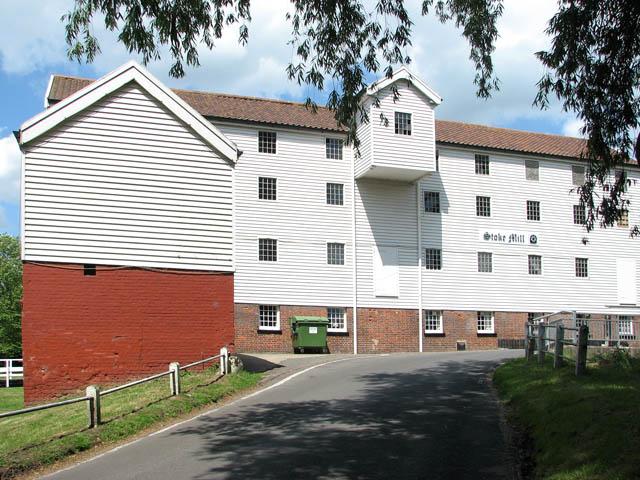 Stoke Mill