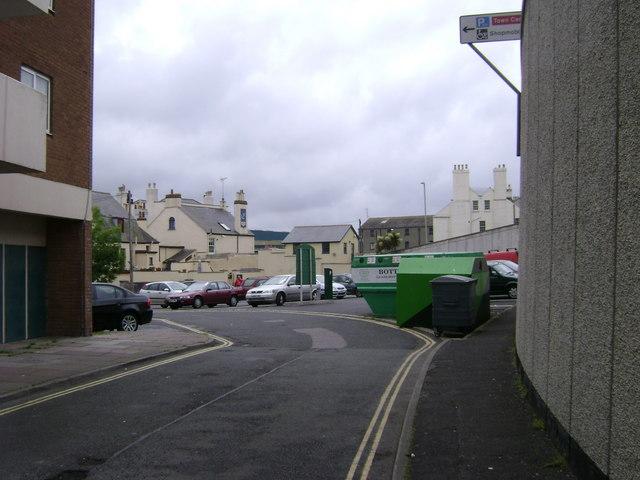 Teign Street Car Park Teignmouth