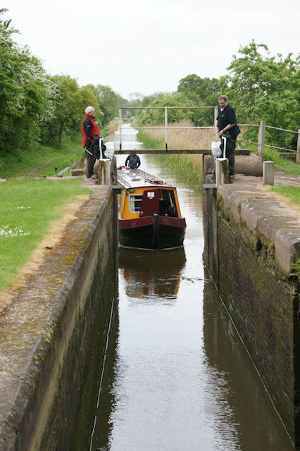 Astwood Bottom Lock