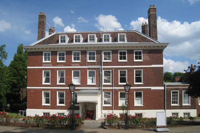 Commissioners House, Main Gate Road, Chatham Dockyard, Kent