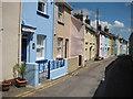 SS4630 : Houses on Irsha Street, Appledore : Week 23