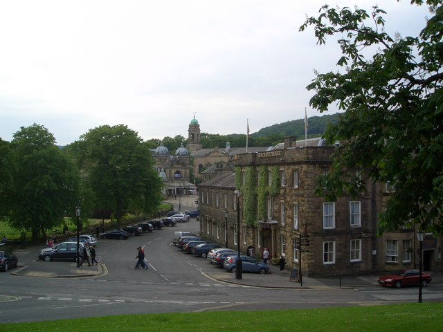 Buxton townscape