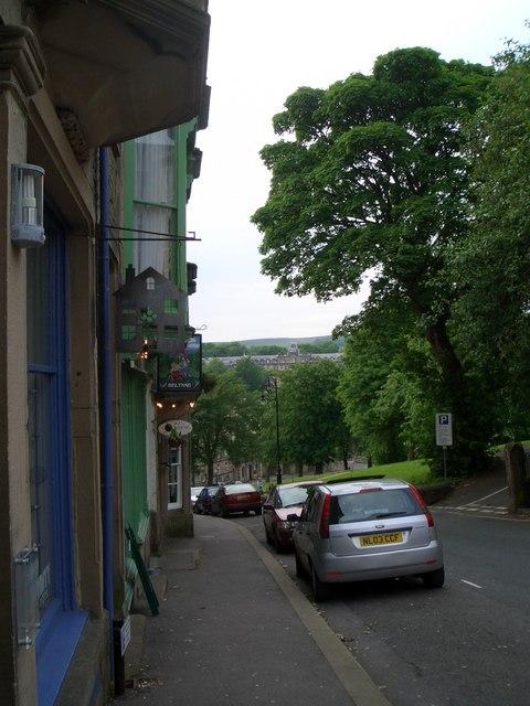 Buxton townscape