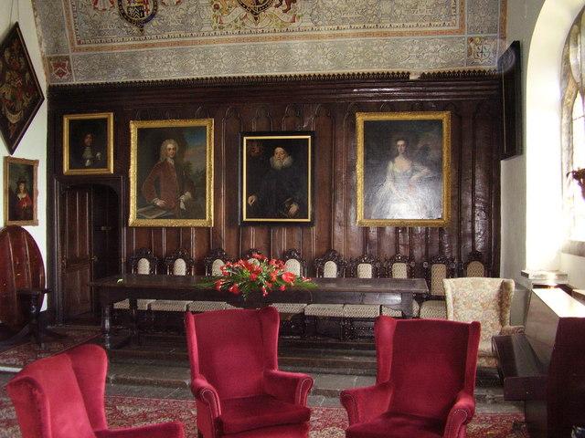 The Hall Gloddaeth Hall 169 William Howard Geograph