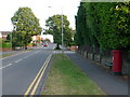 SU0700 : Ferndown: postbox № BH22 170, Victoria Road by Chris Downer