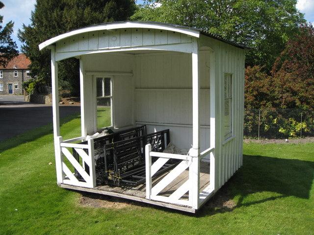 Rotating Summer House 169 Colin Vosper Cc By Sa 2 0