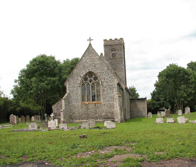 St Mary's - a redundant church