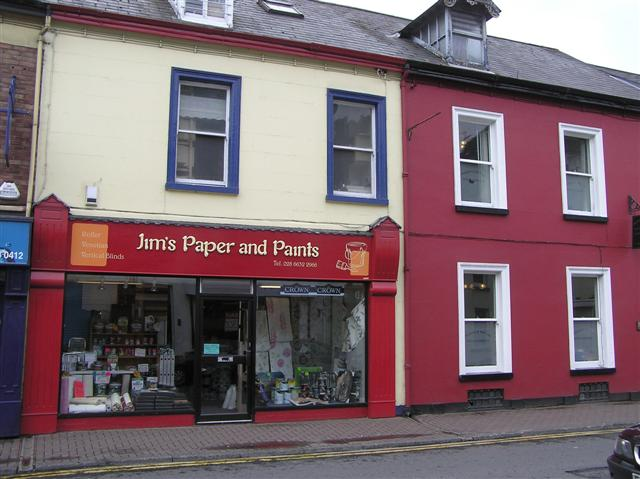 Jim S Paints Enniskillen