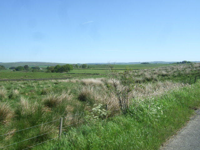 Sustrans Route 68 near Craigshield