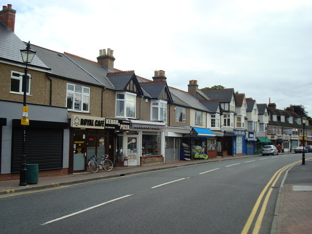 High Street, Farnborough
