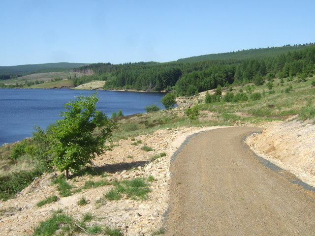 Lakeside Way - Kielder Water