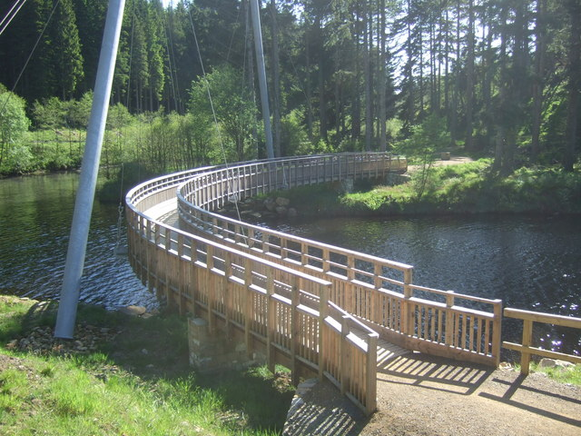 Lewisburn Bridge - Kielder Water