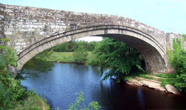 Lanercost Old Bridge