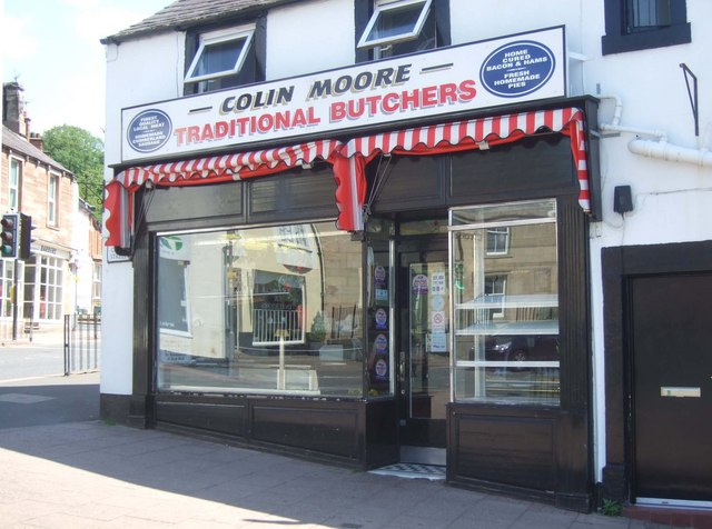 Colin Moore - Traditional Butchers - Brampton