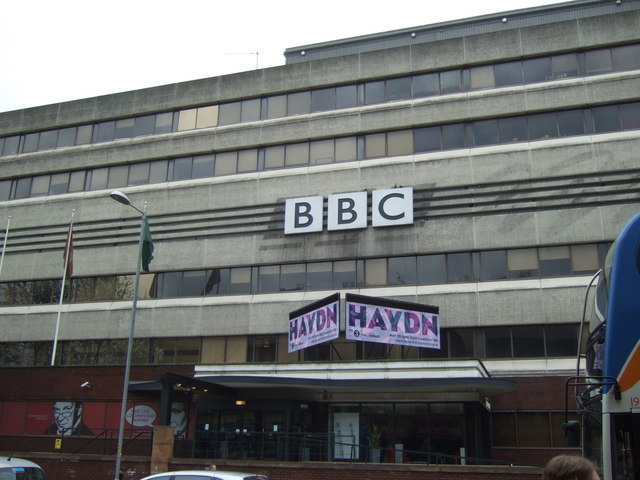 BBC Manchester building