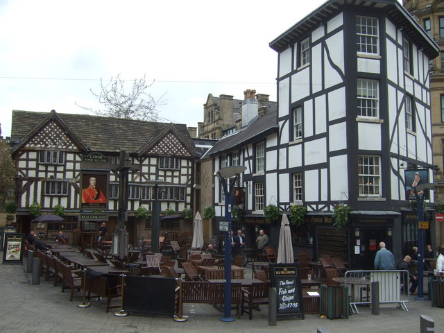 "The ""new"" Old Shambles"