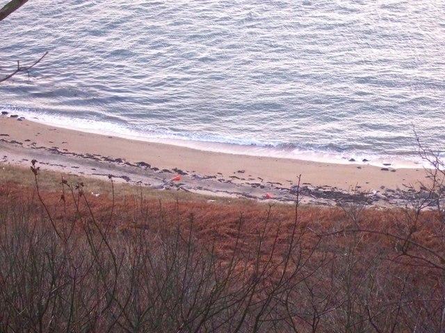 Beach at Braefoot