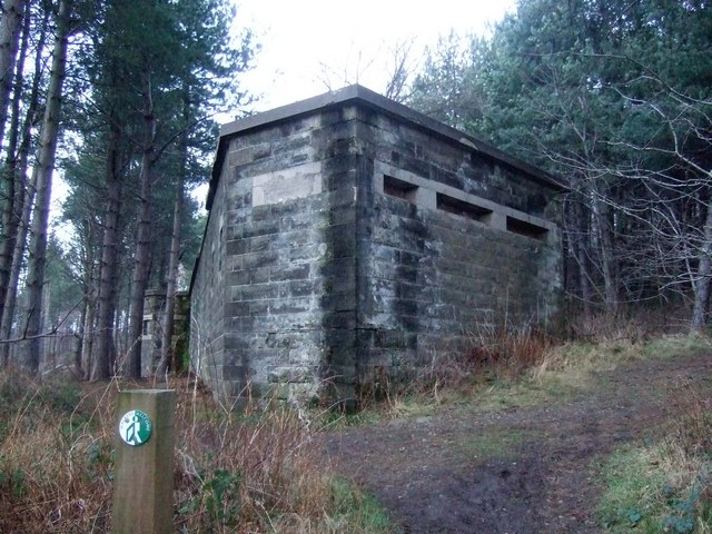 Braefoot Plantation wartime fortifications