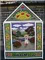 SK3658 : Brackenfield Well Dressing 2009 by Alan Heardman