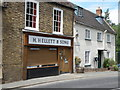 TL1067 : Butchers shop on London Road, Kimbolton by Michael Trolove