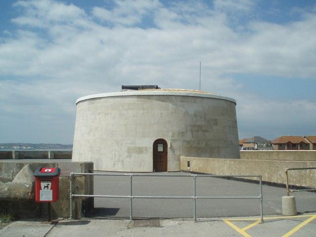 Seaford Martello Tower