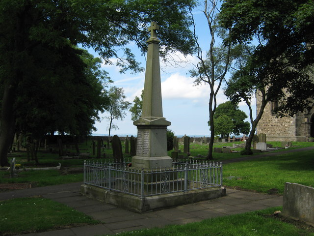 War Memorial, Kirk Merrington