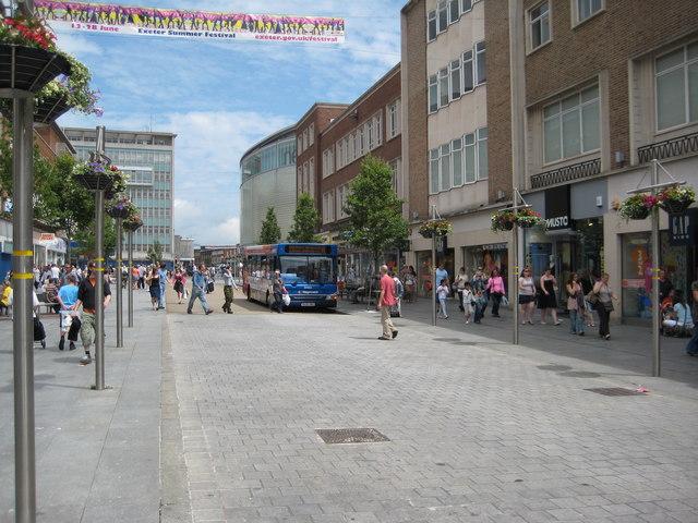 High Street, Exeter