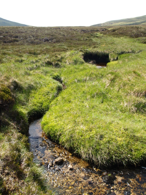 Unnamed burn, Carn an Fhidhleir