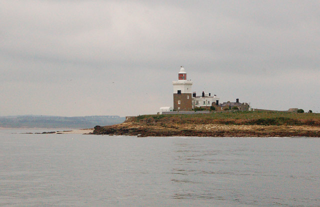 Coquet Island, seaward side viewed from the east