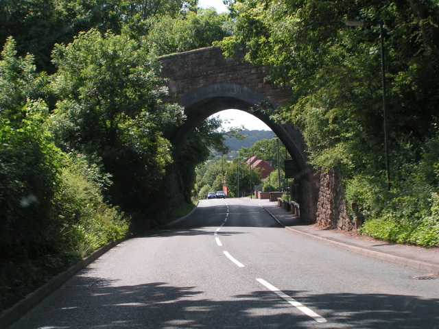 Old railway bridge, Ledbury