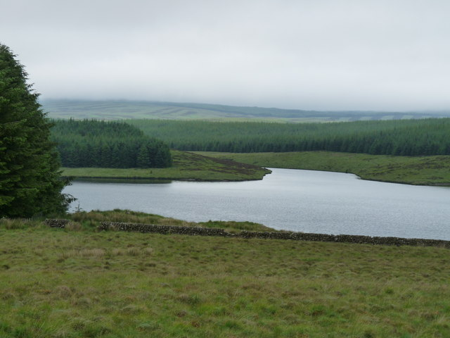 Penwhirn Reservoir Billy Mccrorie Cc By Sa 2 0 Geograph Britain And Ireland