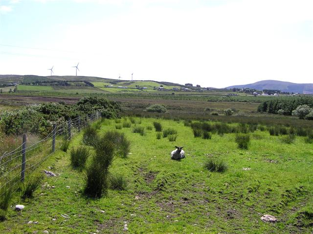 Aghilly Townland