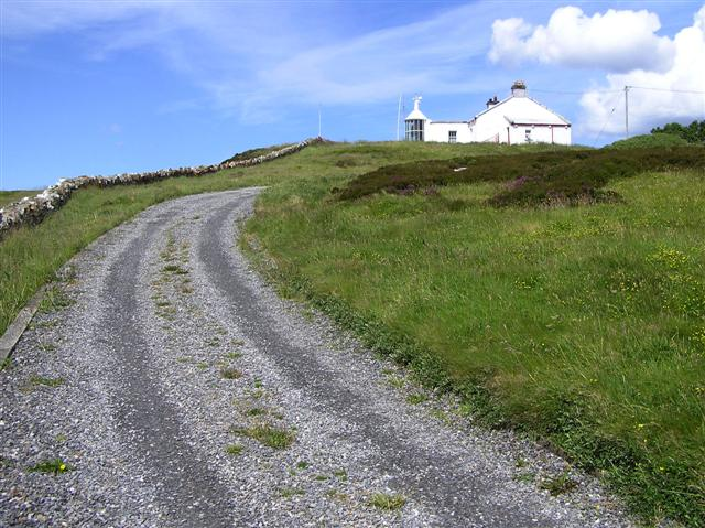 Lighthouse, Dunree Head