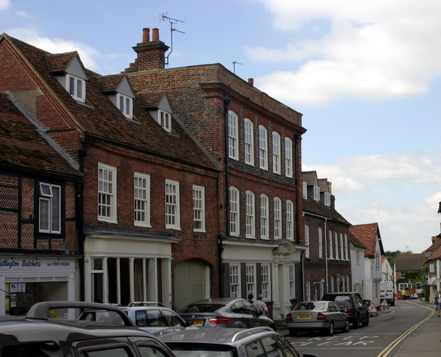 High Street, Watlington