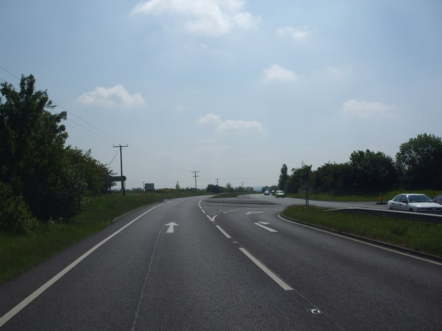A17 Beckingham Junction
