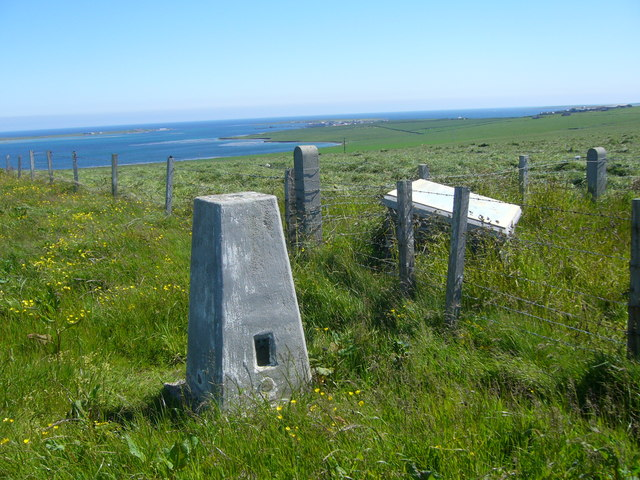 St Johns Hill trig