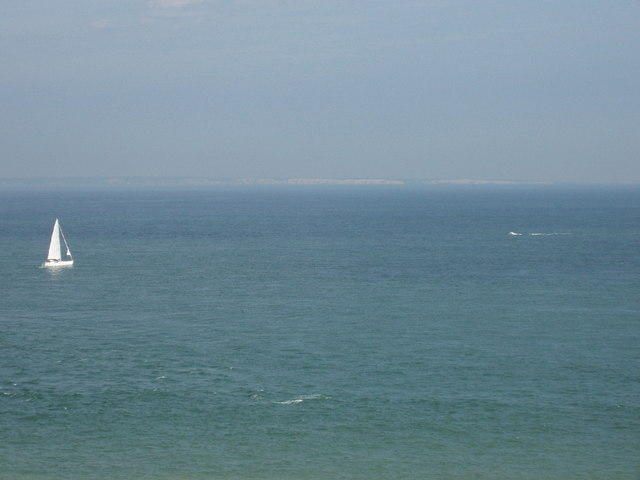 White Cliffs Of Dover From Cap Gris Nez 169 David