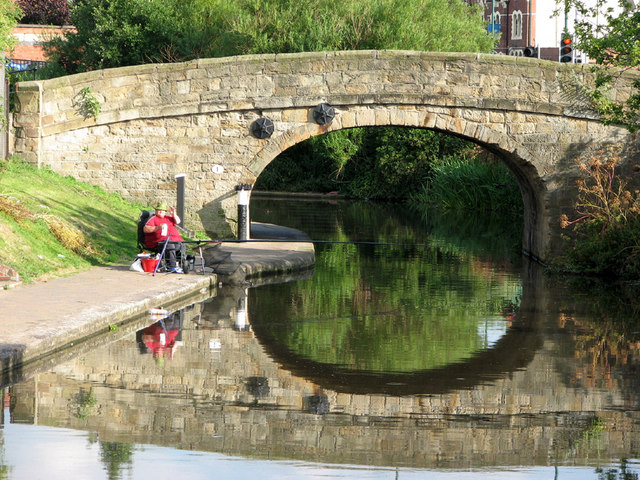 Meadow Lane Canal Bridge